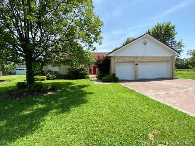 53 Wayside Drive, Mcalester, OK 74501 (MLS #2026082) :: Active Real Estate