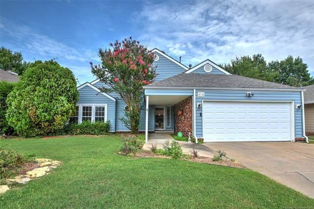 6711 S 109th East Avenue, Tulsa, OK 74133 (MLS #2026118) :: 918HomeTeam - KW Realty Preferred