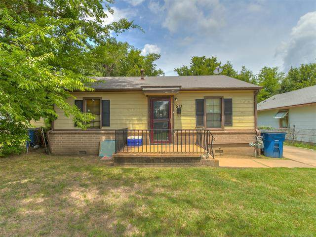 513 E Marshall Street, Tulsa, OK 74106 (MLS #2026132) :: Hometown Home & Ranch