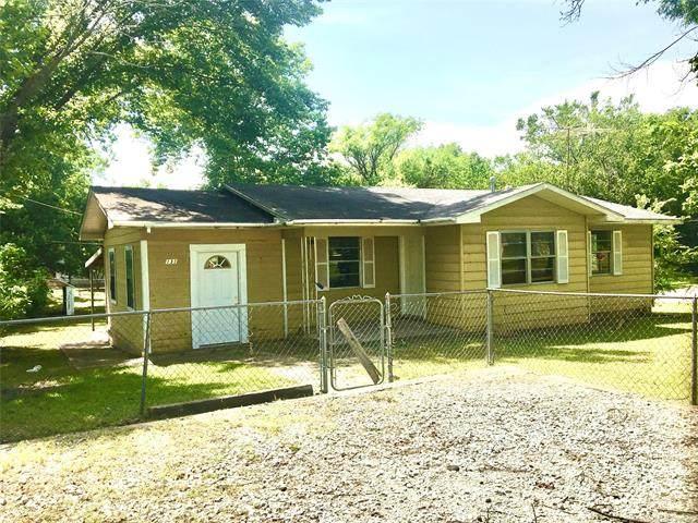 131 N David Street, Francis, OK 74844 (MLS #2026136) :: Active Real Estate