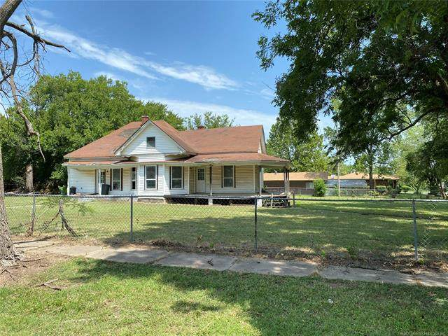 207 W 6th Street, Beggs, OK 74421 (MLS #2026152) :: Hopper Group at RE/MAX Results