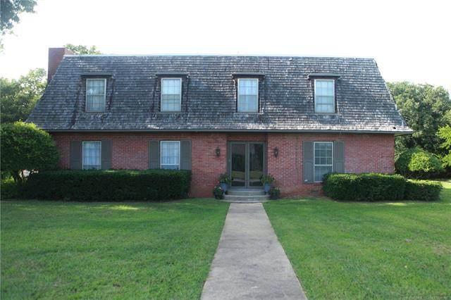 3330 Lakewood, Ada, OK 74820 (MLS #2026155) :: Active Real Estate