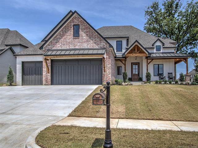 707 W 110th Place, Jenks, OK 74037 (MLS #2026189) :: Active Real Estate