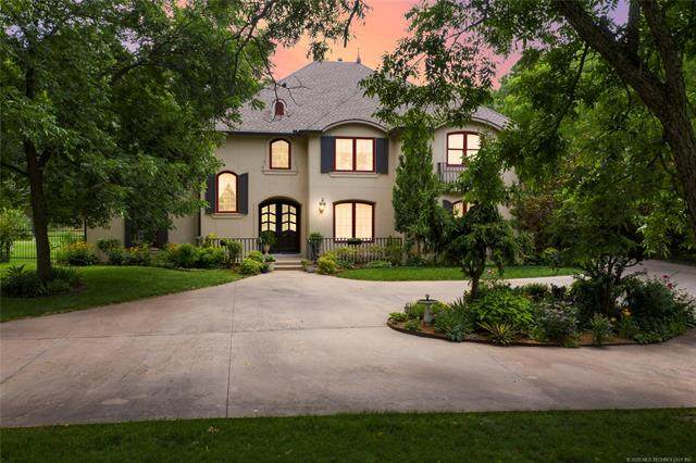 215 W Deer Valley Drive, Catoosa, OK 74015 (MLS #2026316) :: Active Real Estate