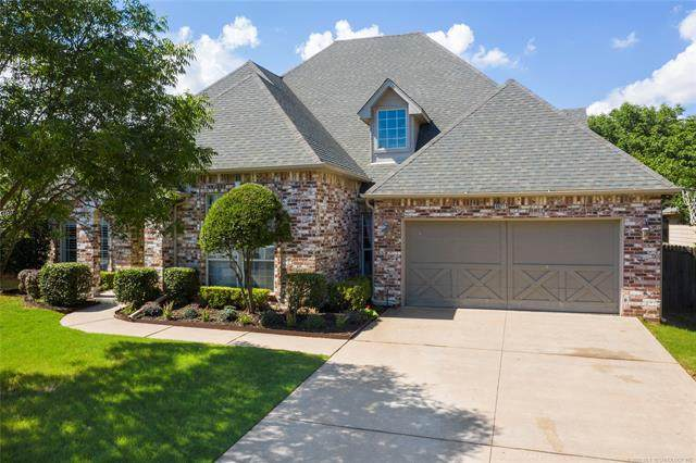 9621 E 118th Street S, Bixby, OK 74008 (MLS #2026371) :: Active Real Estate