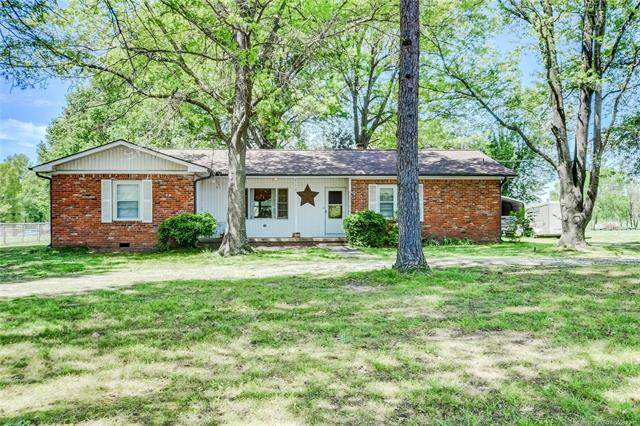 17558 S 321st East Avenue, Coweta, OK 74429 (MLS #2026395) :: Hopper Group at RE/MAX Results