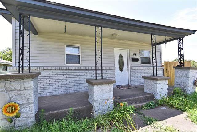 118 W Hobson Avenue, Sapulpa, OK 74066 (MLS #2026433) :: 918HomeTeam - KW Realty Preferred