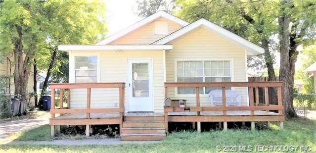 2812 E 2nd Street, Tulsa, OK 74104 (MLS #2026445) :: Hopper Group at RE/MAX Results