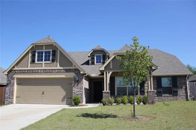 1915 E 136th Street, Glenpool, OK 74033 (MLS #2026450) :: Active Real Estate
