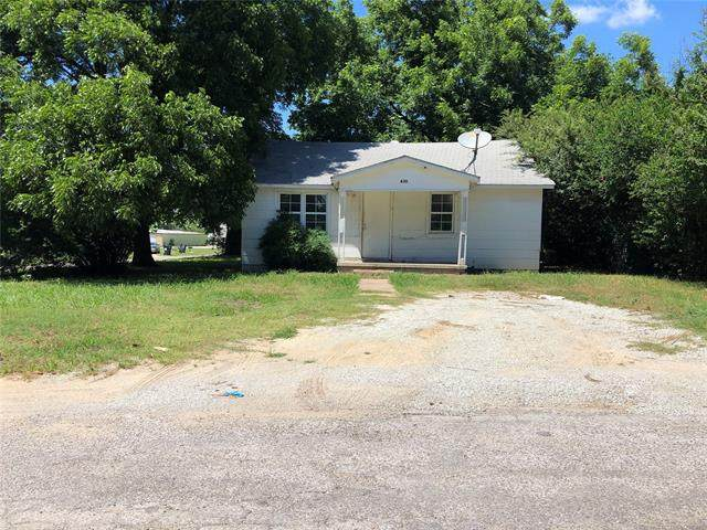 630 W 13th Street, Ada, OK 74820 (MLS #2026492) :: RE/MAX T-town