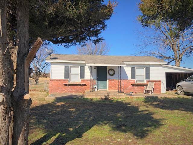 109 W 1100 Road, Stigler, OK 74462 (MLS #2026515) :: Active Real Estate