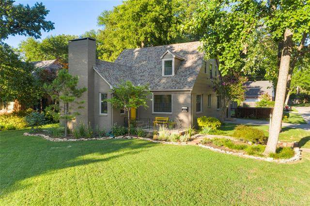 2969 S Cincinnati Avenue, Tulsa, OK 74114 (MLS #2026549) :: Active Real Estate