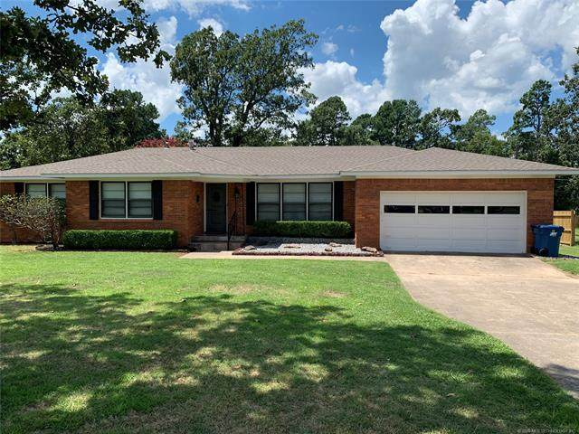 1221 Country Club Road, Mcalester, OK 74501 (MLS #2026559) :: Active Real Estate