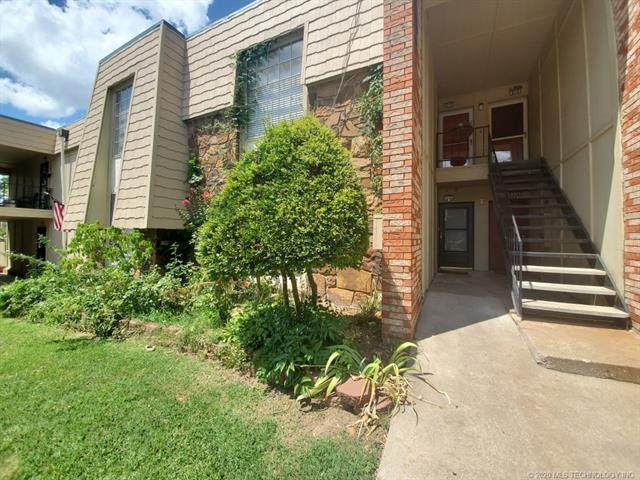 4322 E 67th Street #575, Tulsa, OK 74136 (MLS #2026599) :: Active Real Estate