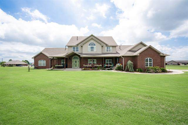 13081 S 4078 Road, Oologah, OK 74053 (MLS #2026807) :: Hopper Group at RE/MAX Results