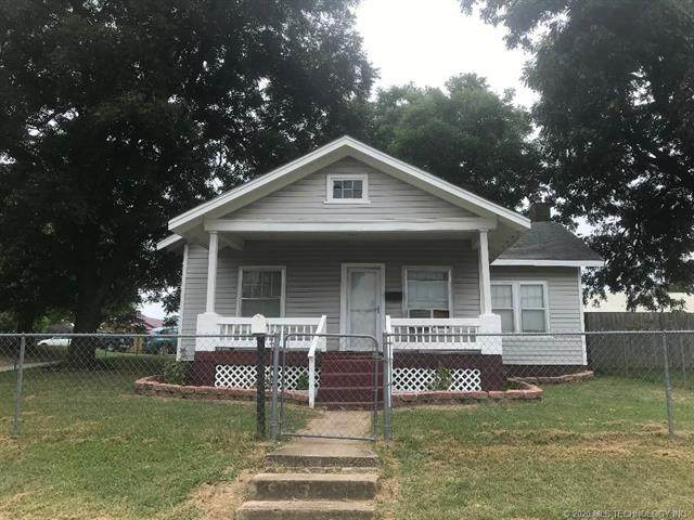 119 S Bristow Avenue, Drumright, OK 74030 (MLS #2026874) :: Hopper Group at RE/MAX Results
