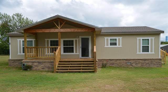 501 Archibald Street, Cartwright, OK 74731 (MLS #2027039) :: Active Real Estate
