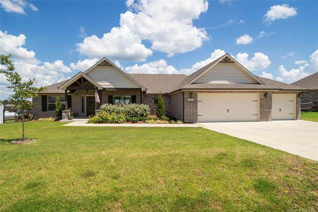 13539 S 236th East Avenue, Coweta, OK 74429 (MLS #2027052) :: Active Real Estate