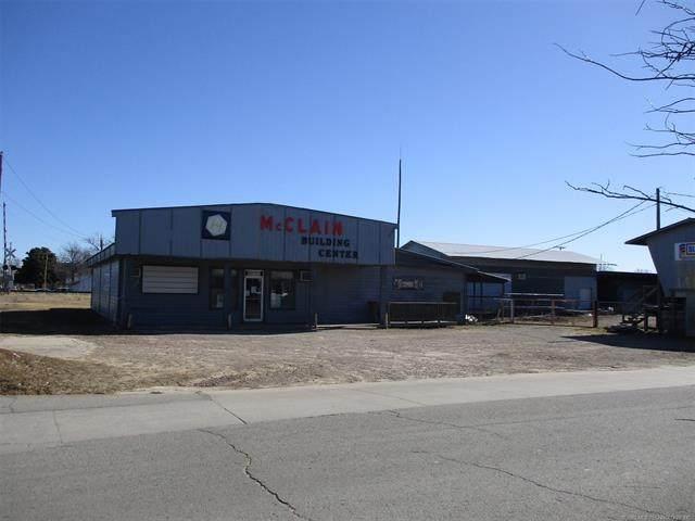 15 E Foley Street, Eufaula, OK 74432 (MLS #2027073) :: 918HomeTeam - KW Realty Preferred