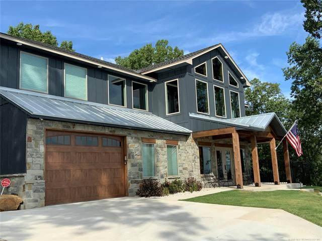 427524 E 1145 Road, Eufaula, OK 74432 (MLS #2027089) :: Active Real Estate