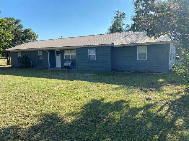 949 Platter Road, Calera, OK 74730 (MLS #2027201) :: Active Real Estate