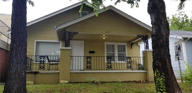 1111 S Xanthus Avenue, Tulsa, OK 74104 (MLS #2027226) :: Hopper Group at RE/MAX Results