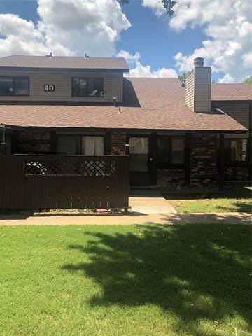 11005 E 13th Street #40, Tulsa, OK 74128 (MLS #2027243) :: 580 Realty