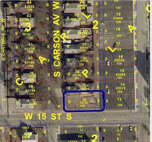 1445 S Carson Avenue, Tulsa, OK 74119 (MLS #2027253) :: Active Real Estate