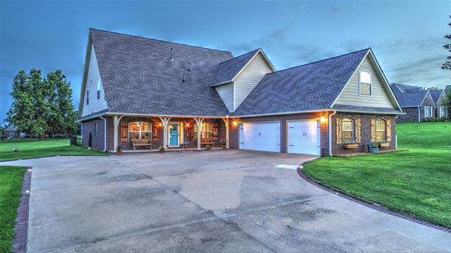 15394 Lakewood Court, Claremore, OK 74017 (MLS #2027266) :: Hopper Group at RE/MAX Results