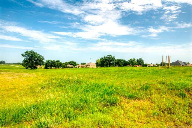 Cross Trax Lane, Calera, OK 74730 (MLS #2027280) :: Active Real Estate