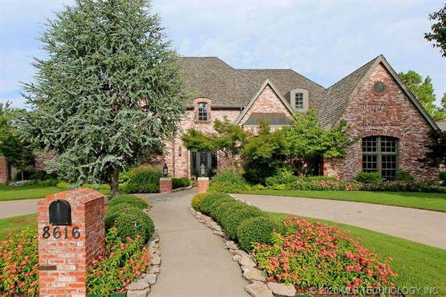 8616 S Florence Avenue, Tulsa, OK 74137 (MLS #2027299) :: Hopper Group at RE/MAX Results