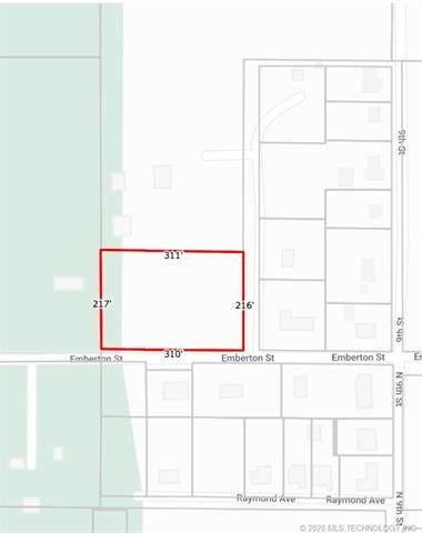 00 Emberton Street, Hartshorne, OK 74547 (MLS #2027308) :: 918HomeTeam - KW Realty Preferred