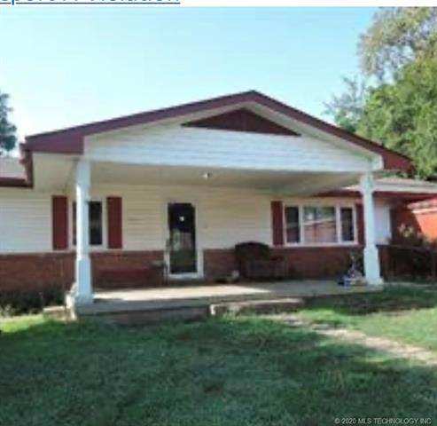 342 Mill Street, Caney, OK 74533 (MLS #2027357) :: Active Real Estate