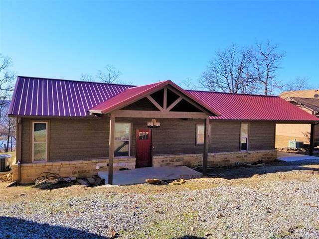 117465 S 4234 Road, Eufaula, OK 74432 (MLS #2027453) :: Hometown Home & Ranch