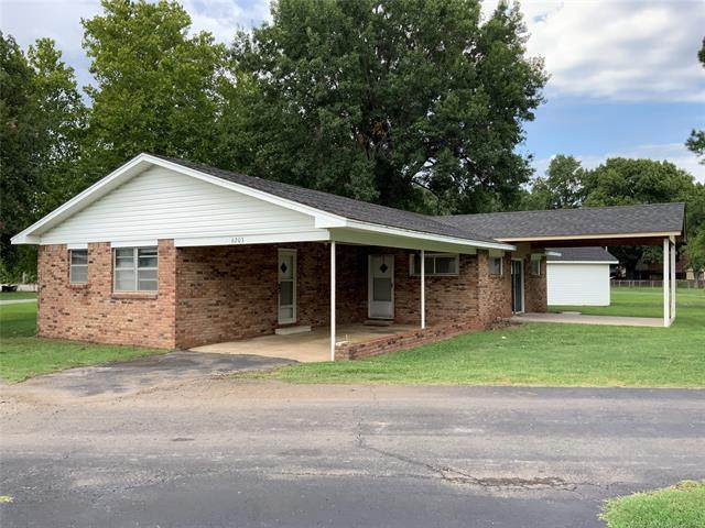 6203 Breckenridge Drive, Eufaula, OK 74432 (MLS #2027508) :: 918HomeTeam - KW Realty Preferred