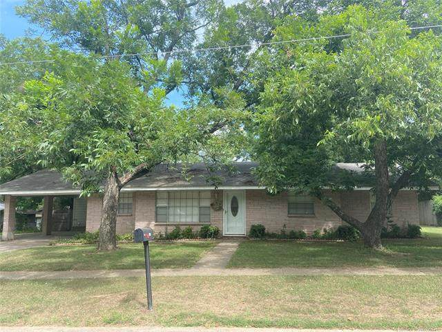 242 N Ohio Avenue, Atoka, OK 74525 (MLS #2027673) :: 580 Realty
