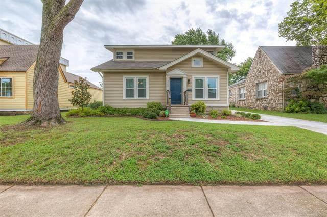 1223 S Columbia Avenue, Tulsa, OK 74104 (MLS #2027677) :: 918HomeTeam - KW Realty Preferred