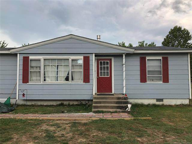 203 Center Point, Wilburton, OK 74578 (MLS #2027683) :: Active Real Estate