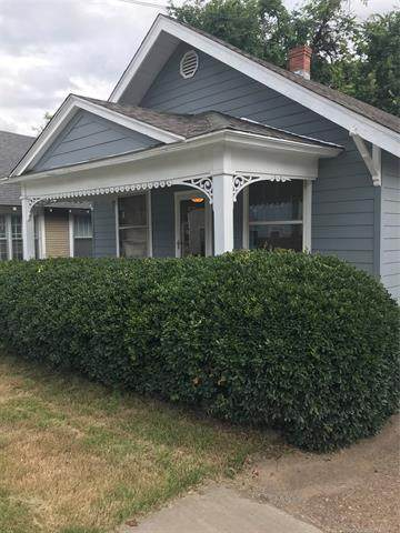 311 W 15th Street, Tulsa, OK 74727 (MLS #2027745) :: Hopper Group at RE/MAX Results