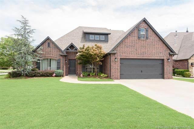 16702 E 49th Place, Tulsa, OK 74134 (MLS #2027767) :: Active Real Estate
