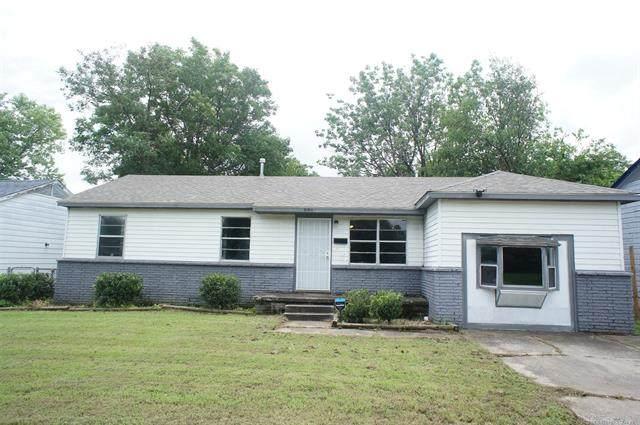 644 E 54TH Street North, Tulsa, OK 74126 (MLS #2027789) :: Active Real Estate