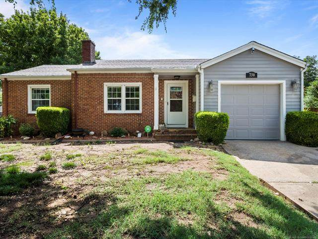 730 N Knoxville Avenue, Tulsa, OK 74115 (MLS #2027816) :: 918HomeTeam - KW Realty Preferred