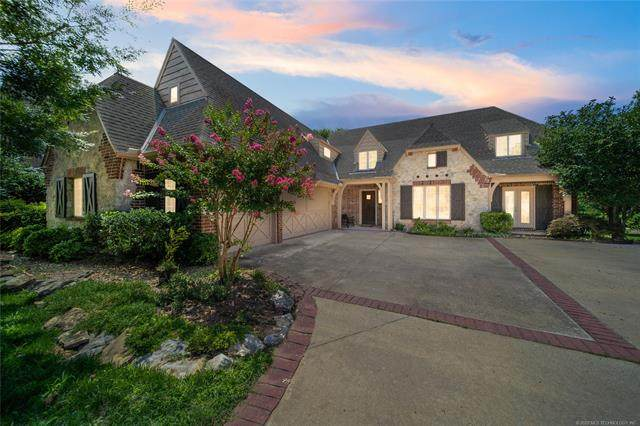 9924 S 78th East Avenue, Tulsa, OK 74133 (MLS #2027829) :: Hopper Group at RE/MAX Results