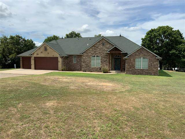 116732 S 4299 Road, Porum, OK 74455 (MLS #2027841) :: RE/MAX T-town