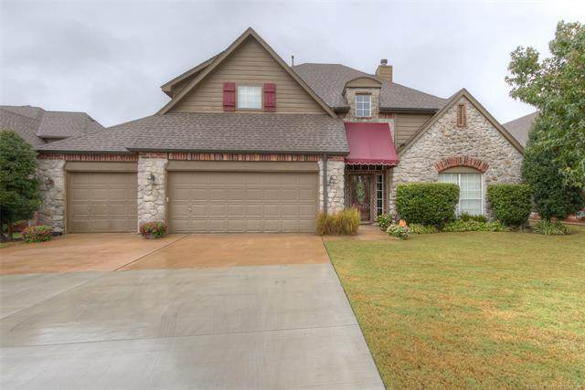 7707 S 92nd East Avenue, Tulsa, OK 74133 (MLS #2027877) :: 918HomeTeam - KW Realty Preferred