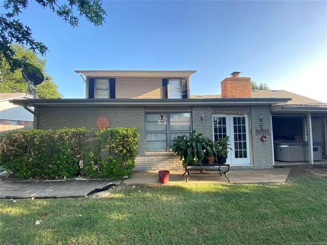 2908 E Augusta Street, Muskogee, OK 74403 (MLS #2027922) :: 580 Realty