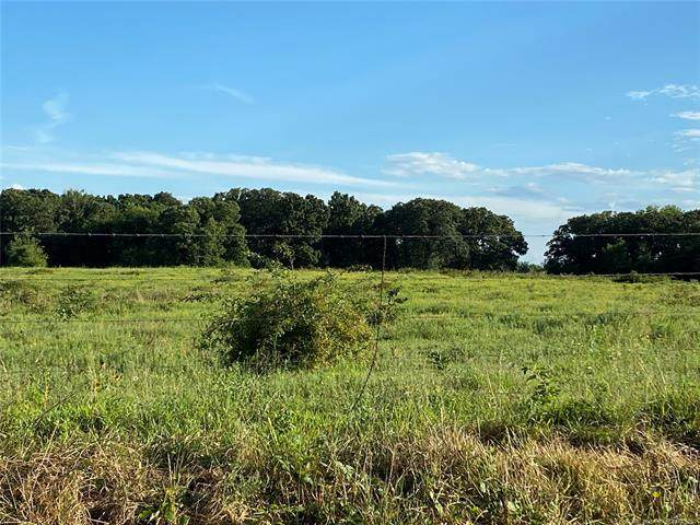 W Haskell Lake Road, Haskell, OK 74436 (MLS #2027943) :: 580 Realty