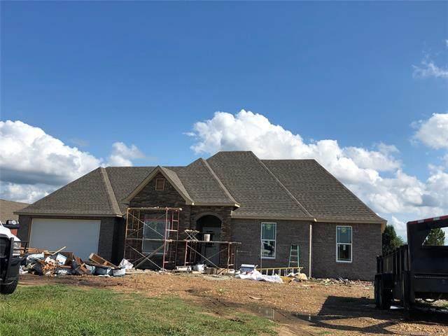 1491 Darlene Lane, Fort Gibson, OK 74434 (MLS #2027957) :: Active Real Estate