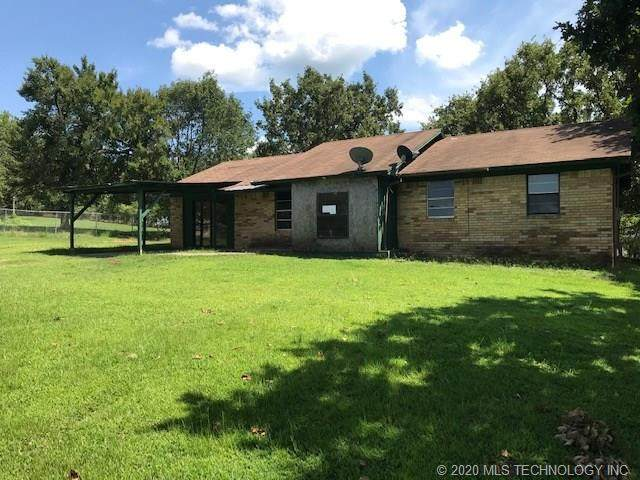700 Lakeview Drive, Hartshorne, OK 74547 (MLS #2028006) :: RE/MAX T-town