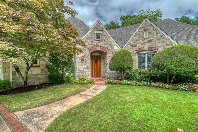 3655 S Lewis Avenue, Tulsa, OK 74105 (MLS #2028023) :: Active Real Estate